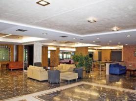 Kefalonia a hotel Mediterranee s lobby