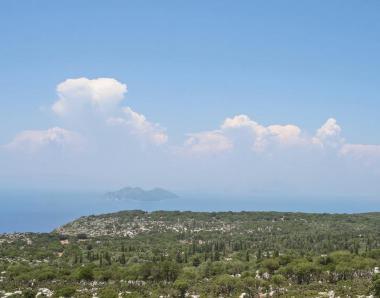 Řecký ostrov Ithaka