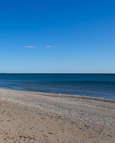 Paralia - pláž