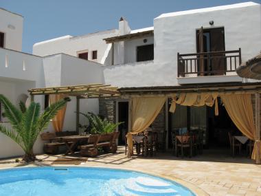 Kvalita ubytování v Řecku