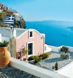 Řecký hotel Agali Houses na ostrově Santorini