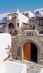 Řecký hotel Mykonos Grand